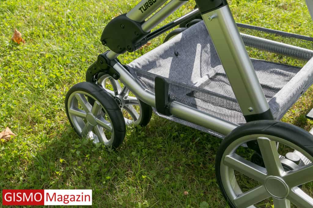 Kinderwagen Räder