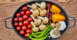 Gemüse gesund